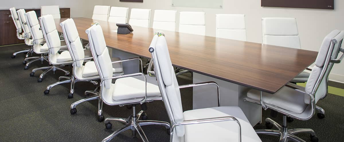16 Person Conference Room - Silicon Valley in San Jose Hero Image in North San Jose, San Jose, CA