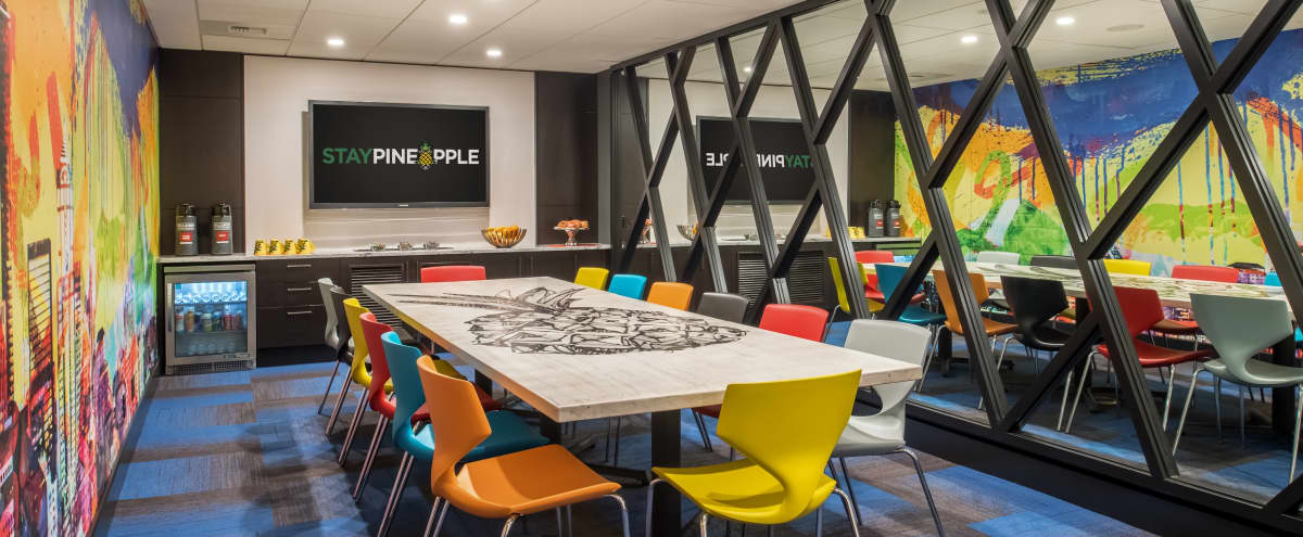 Bright & Funky Meeting Space in Downtown Seattle in Seattle Hero Image in Belltown, Seattle, WA