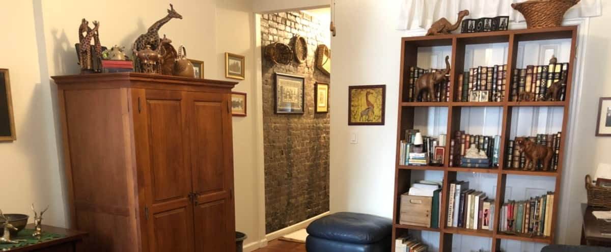 UES Artfully Decorated NYC 2 Bedroom Apartment in New York Hero Image in Upper Manhattan, New York, NY