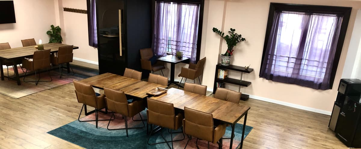 Unique Co-Working & Play-Care Space in Queens, Ready to Host Your next Celebration, Birthday, Baby/Bridal Shower or Other Event (Childcare For Up To 10 Kids 3-7yrs old Included) in Rego Park Hero Image in Rego Park, Rego Park, NY