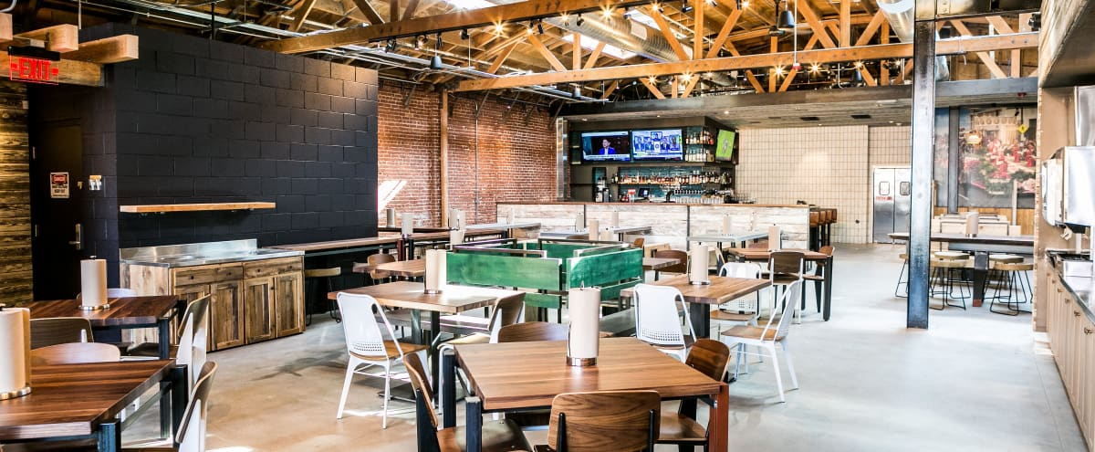Trendy game-filled space serving farm to table in Pasadena Hero Image in Old Pasadena, Pasadena, CA