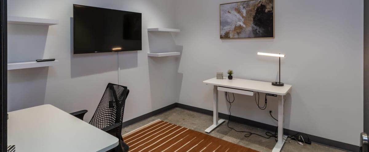 Modern 2 Person Office w/ TV in Lafayette Hero Image in Moraga Blvd, Lafayette, CA