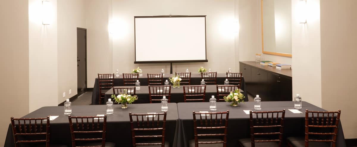 Elegant Downtown Event Space in San Francisco Hero Image in Tenderloin, San Francisco, CA