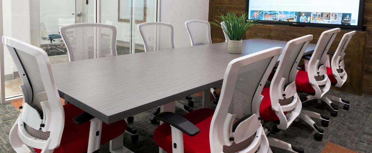 10 Person Meeting Room in Richardson in Richardson Hero Image in undefined, Richardson, TX