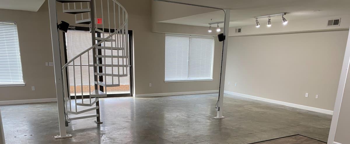 Convenient Buckhead Event Studio with Ample Room to Celebrate in Atlanta Hero Image in Buckhead, Atlanta, GA
