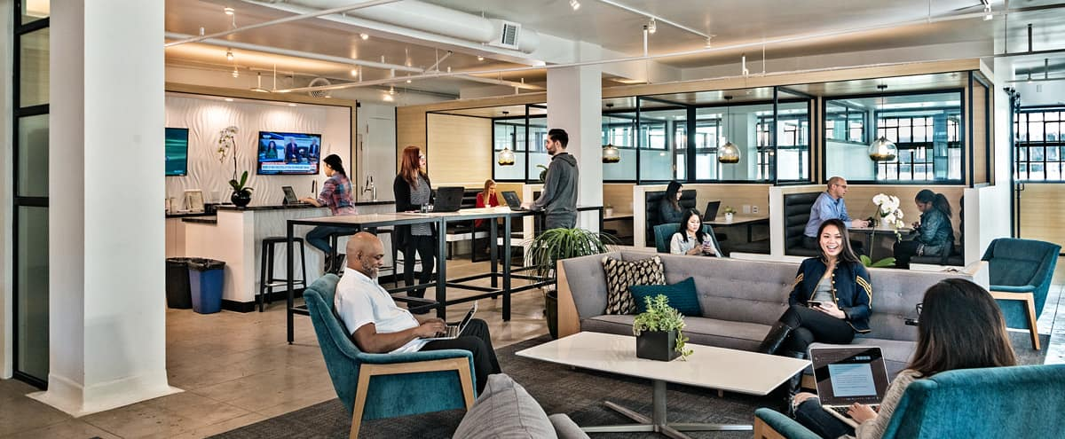 Rooms: Beautiful 3000 SF Event Space In Historic Creative Office