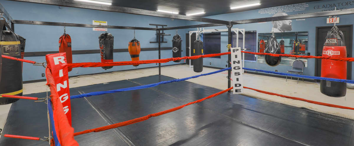 Gritty Boxing Gym in Spring Valley Hero Image in undefined, Spring Valley, CA