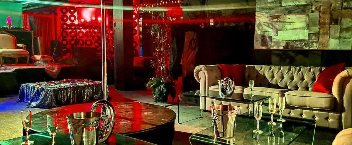 Unique Nightclub Style Event Space in New Westminster Hero Image in undefined, New Westminster, BC