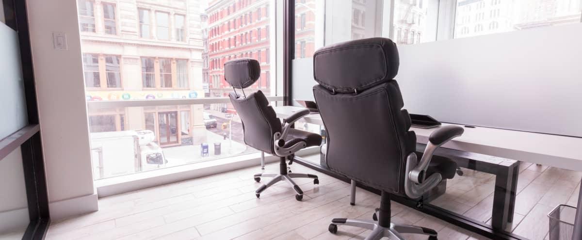SOHO Office And Desk Rentals In New York Hero Image In SoHo, New York,