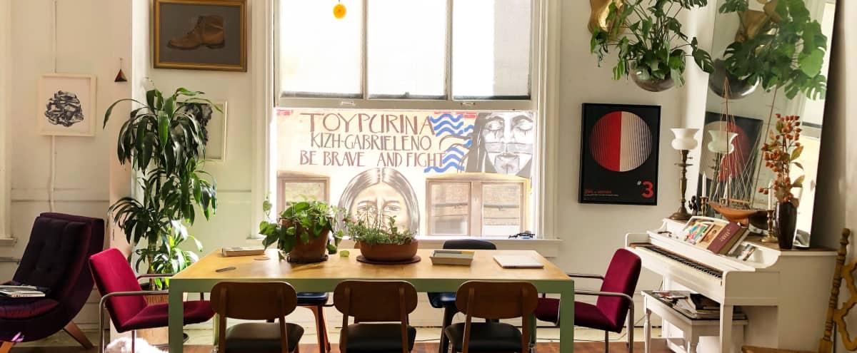 Spacious Artist Loft in DTLA in Los Angeles Hero Image in Central LA, Los Angeles, CA