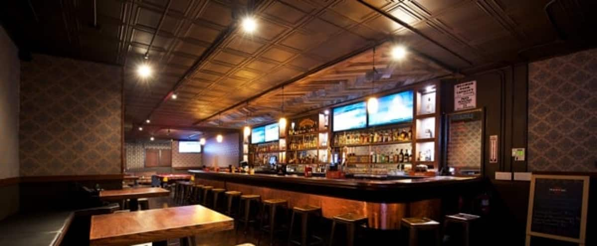 Upscale Bar & Lounge in Outer Mission in San Francisco Hero Image in Excelsior, San Francisco, CA