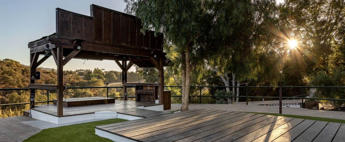 Rustic Thousand Oaks Ranch with Outdoor Stage, Stunning Views, and Converted 2 bedroom Barn Rental in Thousand Oaks Hero Image in undefined, Thousand Oaks, CA