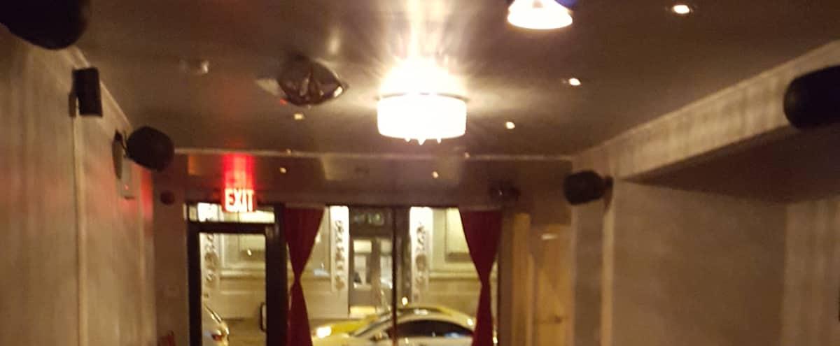 Downtown Lounge w/ Sleek & Intimate Feel in Brooklyn Hero Image in Fort Greene, Brooklyn, NY