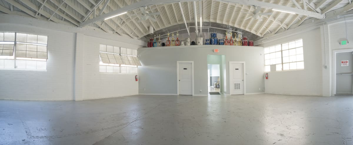Bright Open Plan Warehouse in Central Culver City in Culver City Hero Image in Downtown, Culver City, CA