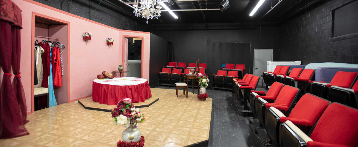 Theater Black Box and Lobby in Chicago Hero Image in Bridgeport, Chicago, IL