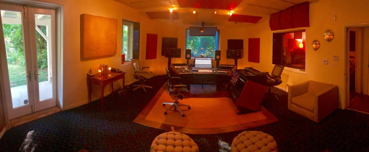 Top of the Line Legendary Recording Studio Hidden in Tarzana in Tarzana Hero Image in Woodland Hills, Tarzana, CA