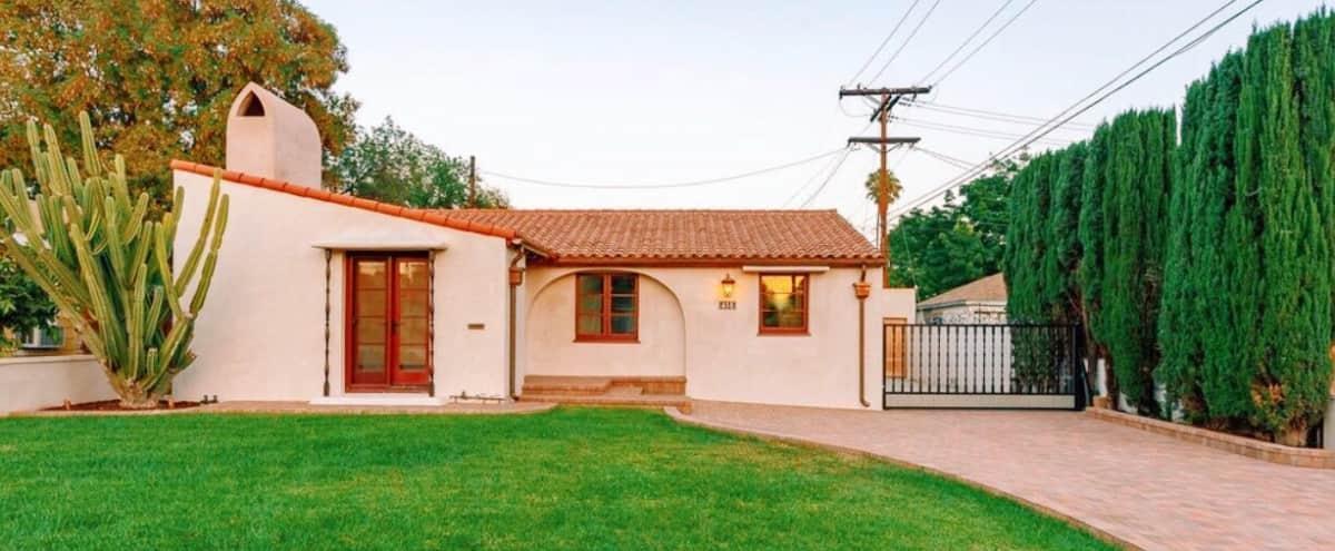 Griffith Rancho Designer Hacienda in Glendale Hero Image in Riverside Rancho, Glendale, CA