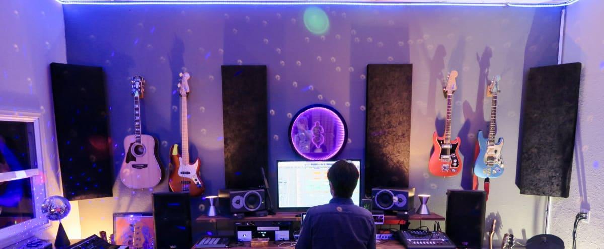 Modern Music Creation Space in Van Nuys Hero Image in North Hills East, Van Nuys, CA