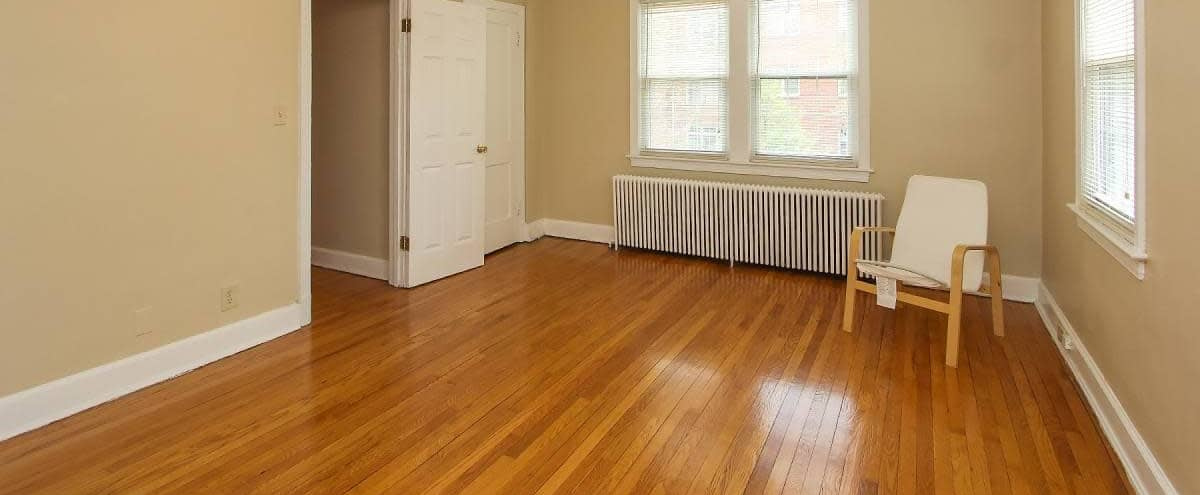 Great 2nd Floor Apartment with Hardwood Floors in Washington Hero Image in Bloomingdale, Washington, DC