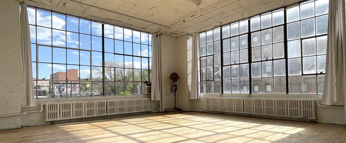 Beautiful light & tons of equipment included in Brooklyn Hero Image in East Williamsburg, Brooklyn, NY