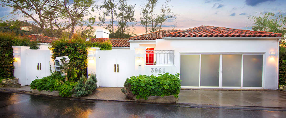 Beautiful, Charming and Bright Studio City Hills Spanish Updated Home with Amazing Views! in studio city Hero Image in Studio City, studio city, CA