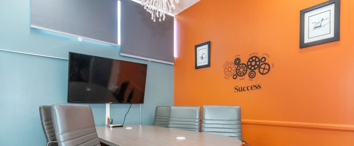 Private Conference Room for 7 in San Diego Hero Image in Hillcrest, San Diego, CA