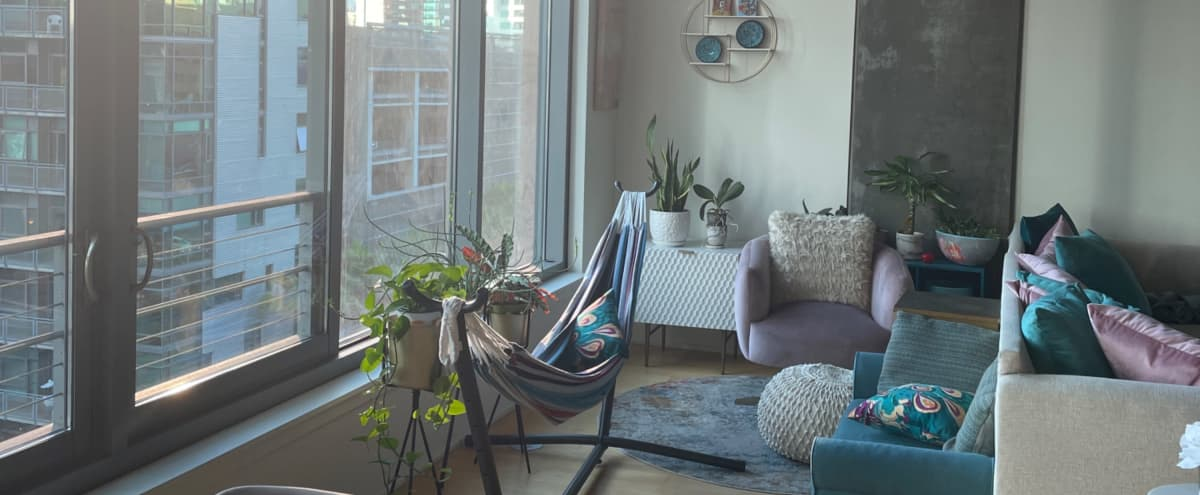 Urban Downtown Loft with a lot of Light and City Views in Los Angeles Hero Image in Central LA, Los Angeles, CA