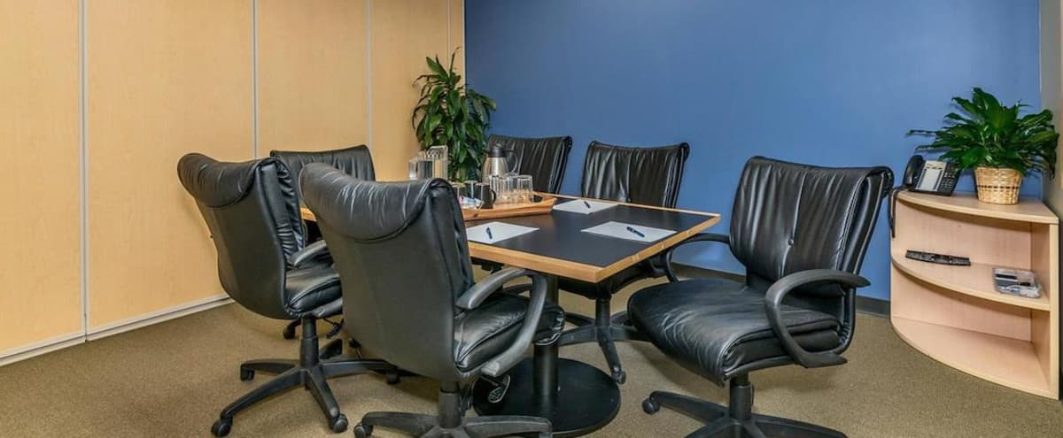 Medium Conference Room for 6-8 People - White Board in LAKEWOOD Hero Image in Union Square, LAKEWOOD, CO