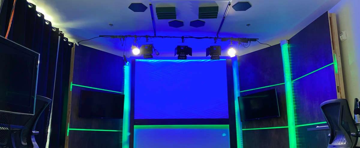 Full Professional Broadcast Studio in Issaquah Hero Image in Gilman, Issaquah, WA