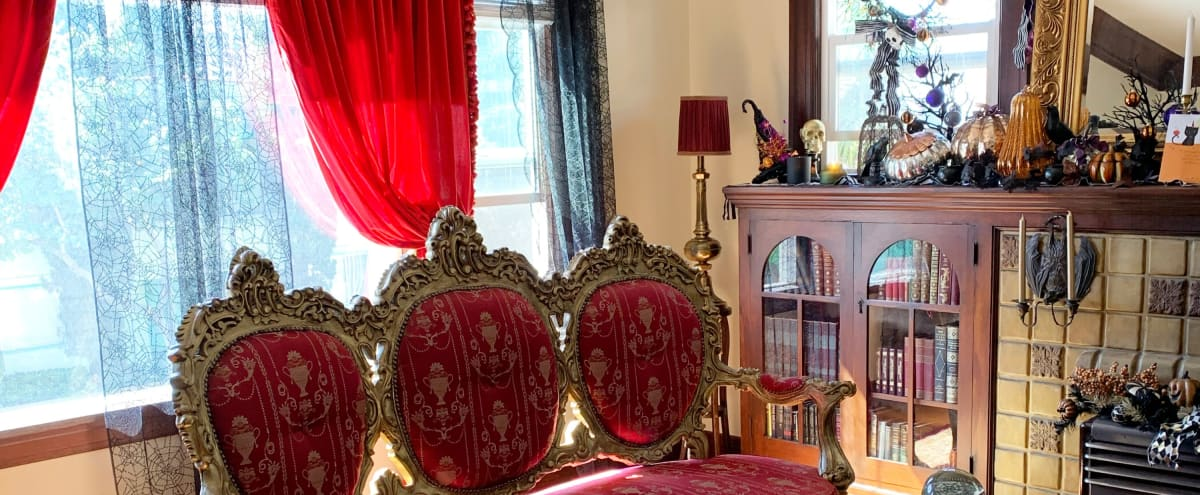 Historic Louis XVI French Rococo Style Space in Long Beach Hero Image in Bluff Heights, Long Beach, CA