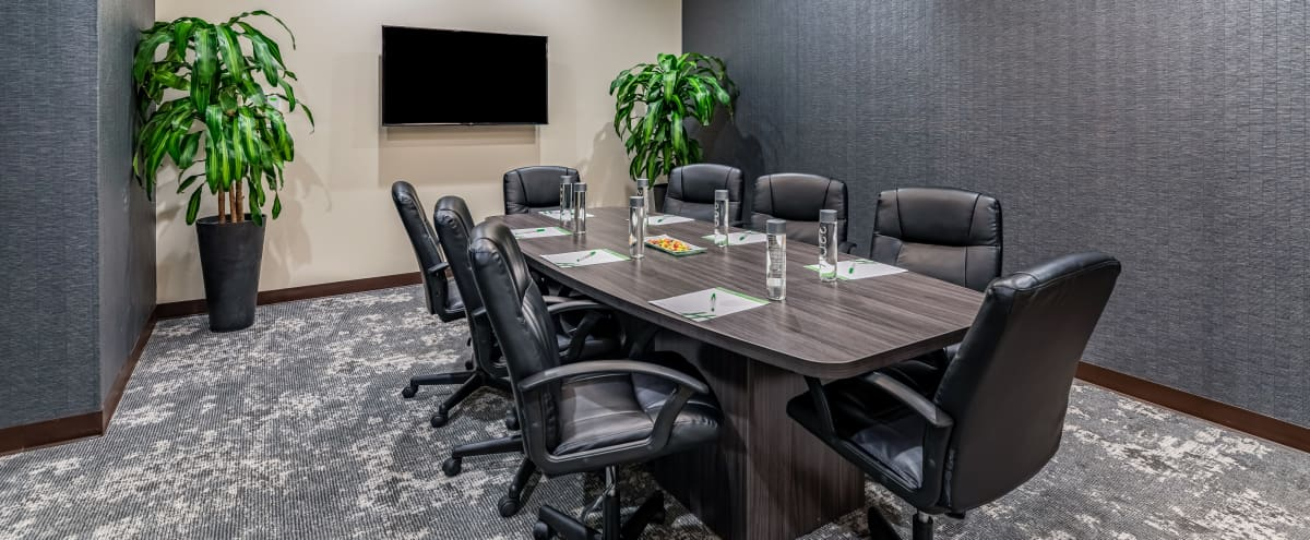 Elegant Boardroom with Restaurant, lounge, lobby on-site in Milpitas Hero Image in undefined, Milpitas, CA