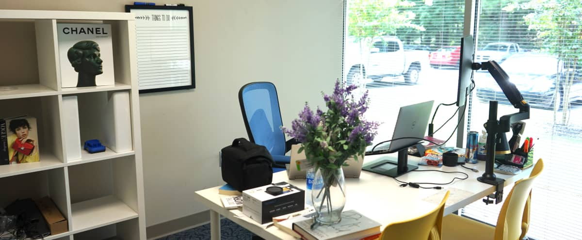 Creative Private Office in Norcross Hero Image in Gwinnett Village, Norcross, GA