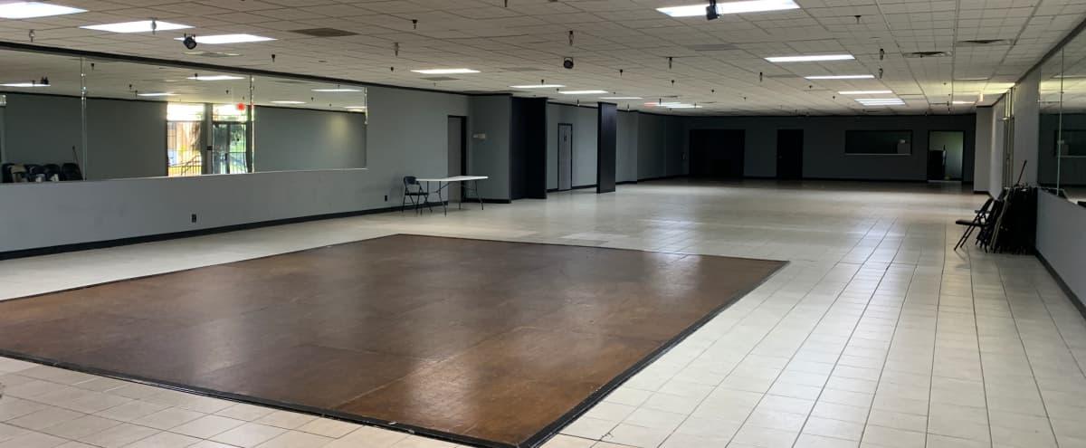 6000 Sq Ft Studio - Dance Floor - Mirrors - Photos - Videos in Houston Hero Image in Sharpstown, Houston, TX