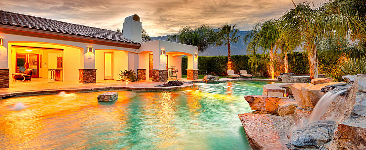 The Galvan Estate in Palm Springs Hero Image in Racquet Club West, Palm Springs, CA