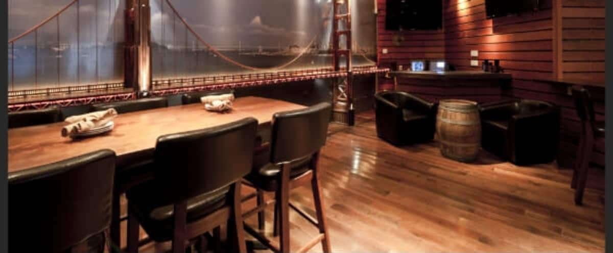 Full Venue Buyout in the Marina in san francisco Hero Image in Cow Hollow, san francisco, CA