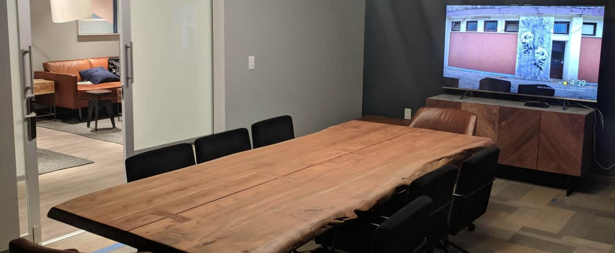 Large Conference Room for 8 in Los Angeles Hero Image in Central LA, Los Angeles, CA