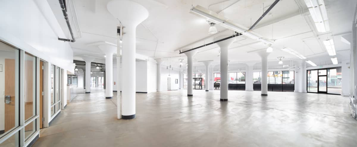 Stunning Downtown Showroom - 8,000 sq. ft. in San Francisco Hero Image in SoMa, San Francisco, CA