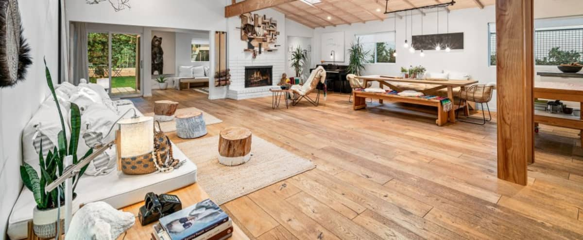 Artist Bohemian Home with Natural light with Spacious Floor Plan in Sherman Oaks Hero Image in Sherman Oaks, Sherman Oaks, CA