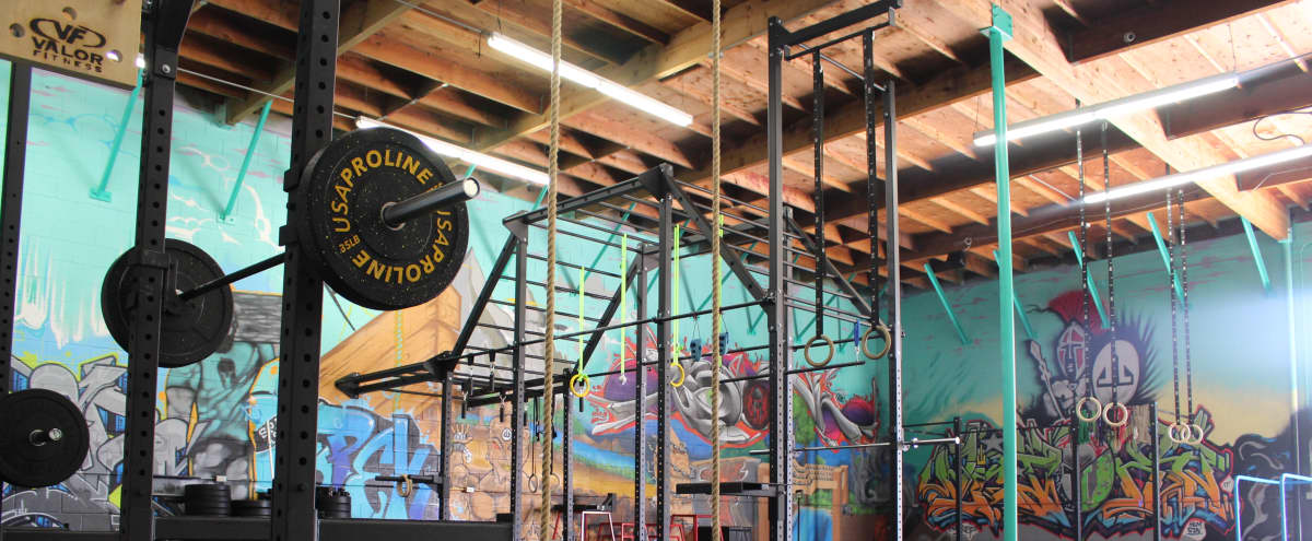 Artistic Urban Gym in National City Hero Image in undefined, National City, CA