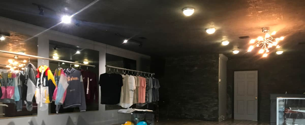 Gallery / Streetwear Clothing Space Great for a Film Shoot in Los Angeles Hero Image in Palms, Los Angeles, CA