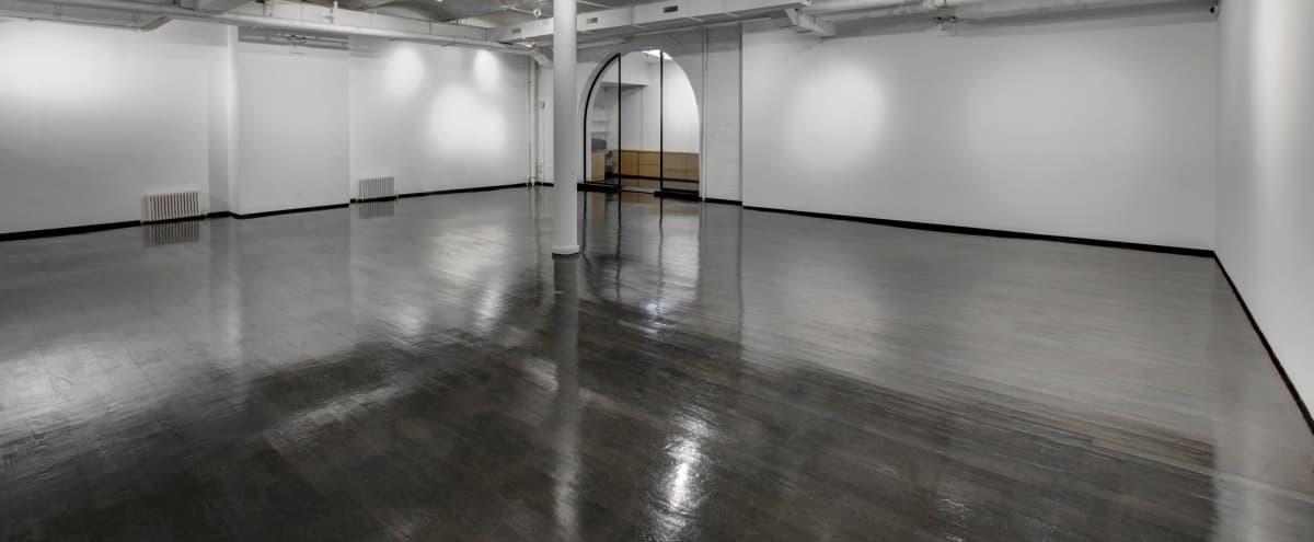 Elegant Spacious Street Level Event Space - 2 Floors in New York Hero Image in Chelsea, New York, NY
