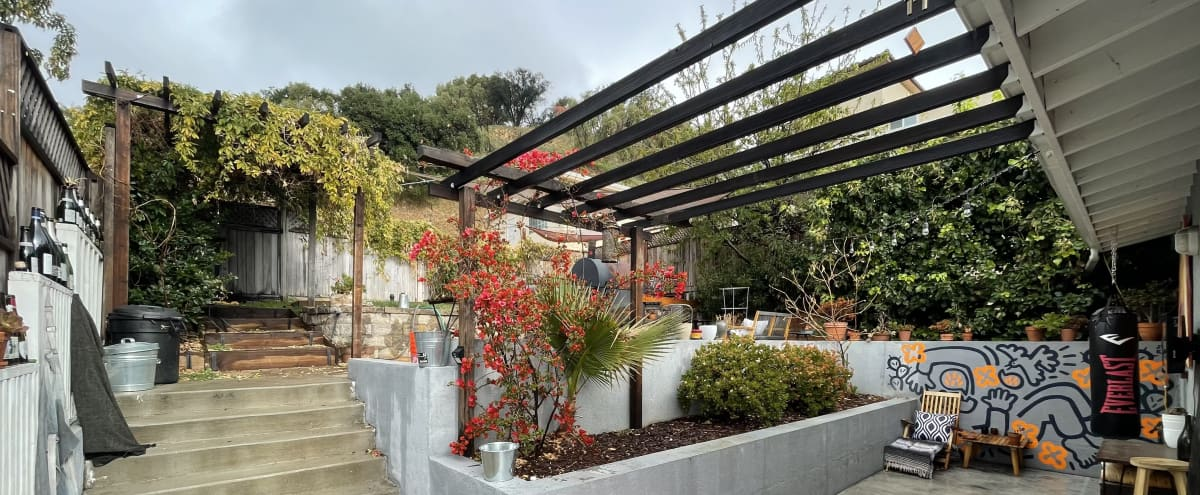 Beautiful Highland Park Home with Large Backyard and Views in Los Angeles Hero Image in Highland Park, Los Angeles, CA