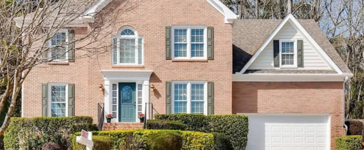Stylish and Cozy Basement Suite in Lilburn Hero Image in undefined, Lilburn, GA