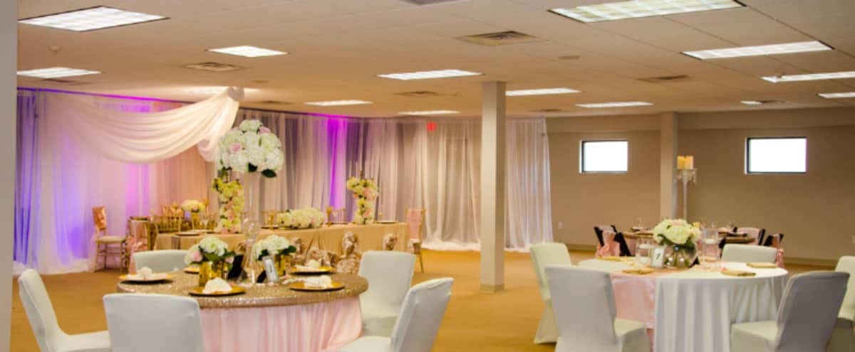 Grand Event Room Great For Any Type Of Event Or Occasion