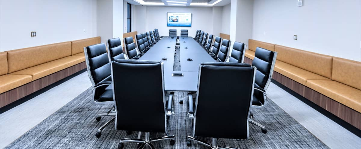 20% OFF-Stunning Brand New Meeting Space-up to 50 PPL-Midtown East - 20% OFF in New York Hero Image in Midtown Manhattan, New York, NY
