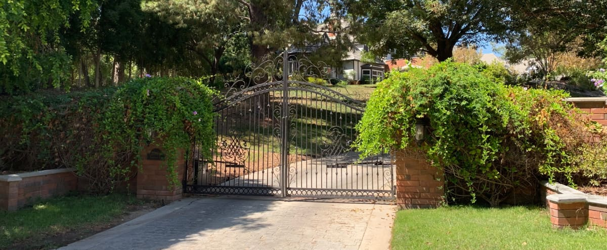 French Extravagant Normand house in gated community in Chatsworth Hero Image in Chatsworth, Chatsworth, CA