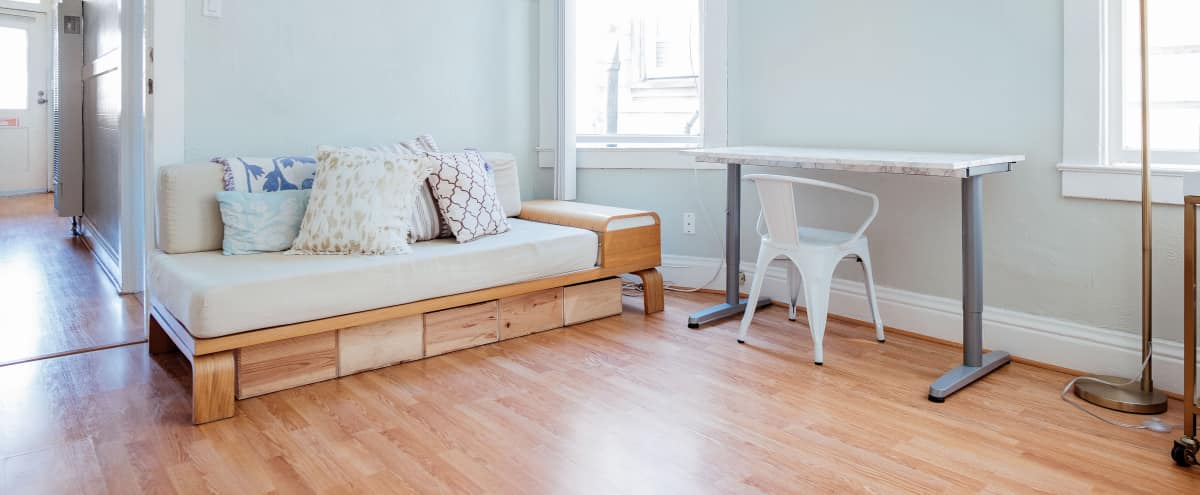 Natural Light Lifestyle Studio In The Mission