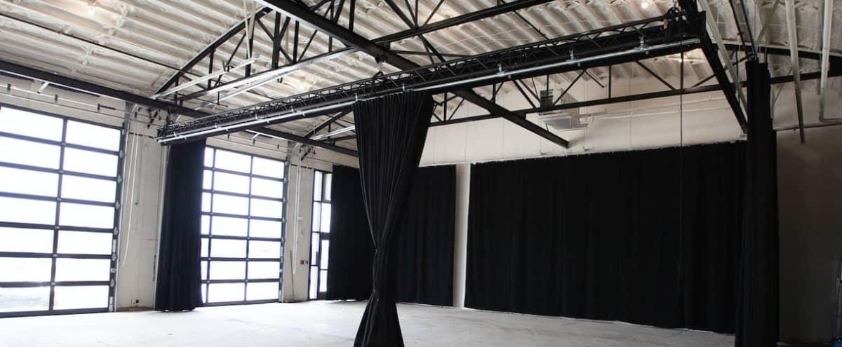 Warehouse Style Natural Light Studio in Nashville in Nashville Hero Image in South Nashville, Nashville, TN