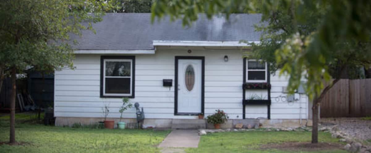 SVT Guest Artist House in Austin Hero Image in North Loop, Austin, TX