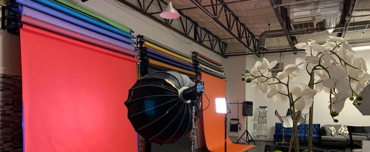 Photography Studio Space in Dallas Hero Image in Northwest Dallas, Dallas, TX